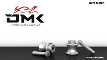 Resim DMK Honda Sehpa Aparatı 8 mm Gümüş