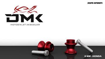 Resim DMK Honda Sehpa Aparatı 8 mm Kırmızı