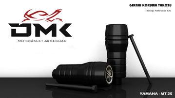 Resim DMK Yamaha MT25 Koruma Takozu