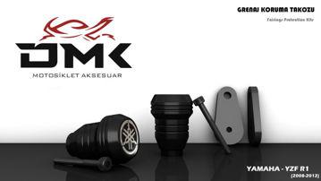 Resim DMK Yamaha YZF R1 2008-2012 Koruma Takozu