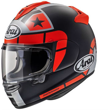 Resim Arai Chaser-X Maverick GP Kapalı Motosiklet Kaskı