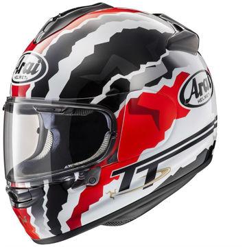 Resim Arai Chaser-X Doohan TT Kapalı Motosiklet Kaskı