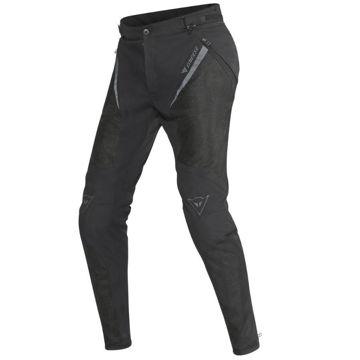 Resim Dainese Drake Super Air Tex Kadın Yazlık Motosiklet Pantolonu Siyah