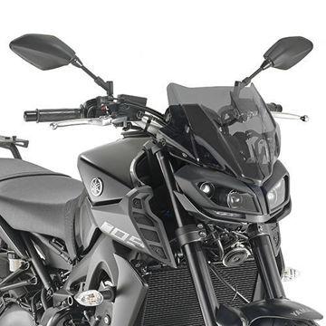 Resim Givi A2132 Yamaha MT-09 17-18 Rüzgar Siperlik