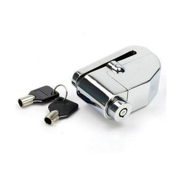 Resim Vexo SR7 Alarmlı Disk Kilidi Gri