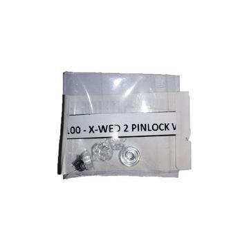 Resim Nexx SX100 - X-Wed 2 Pinlock Vida Seti Yedek
