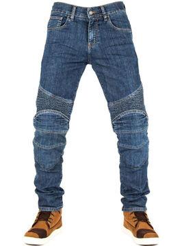 Resim The Biker Jeans Dual Core Flexi Rodeo Kot Motosiklet Pantolonu