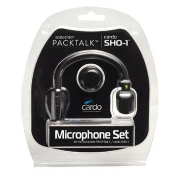 Resim Cardo SPSH0002 Mikrofon Seti (Packtalk-Smartpack-Freecom-Sho-1)