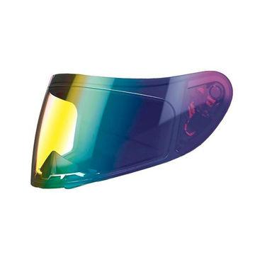 Resim MT Kask MT-V-9 Max Vision İridyum Vizör Kre - Kre Sv