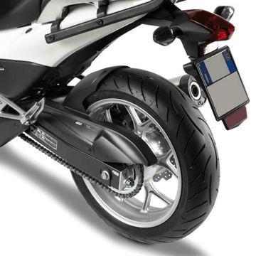 Resim Givi 1109MGKitr Honda NC 700X-S NC 750X-S İntegra 700 Zincir Muhafaza ve Çamurluk Bağlantı Kiti