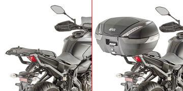Resim Givi 2140FZ Yamaha MT-07 18-19 Arka Çanta Taşıyıcı