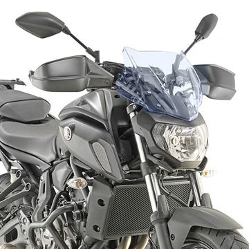 Resim Givi A2140BL Yamaha MT-07 18-19 Rüzgar Siperlik
