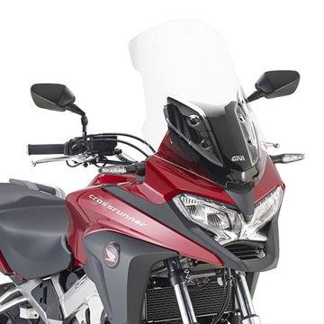 Resim Givi D1157ST Honda Crossrunner 800 17 Rüzgar Siperlik