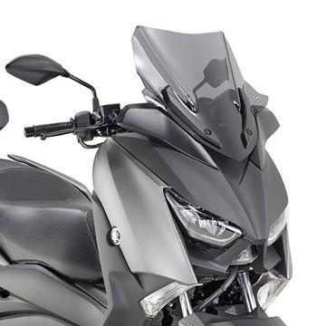 Resim Givi D2136S Yamaha X-Max 125-250 18-19 - X-Max 300 17-18 - X-Max 400 18 Rüzgar Siperlik
