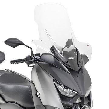 Resim Givi D2136ST Yamaha X-Max 125-250 18-19 -X-Max 300 17-18 - X-Max 400 18 Rüzgar Siperlik