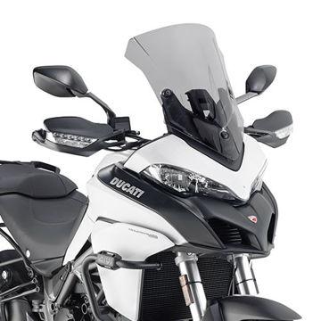 Resim Givi D7406S Ducati Multistrada 950 17-18 - 1200 15-18 - 1260 18 Rüzgar Siperliği