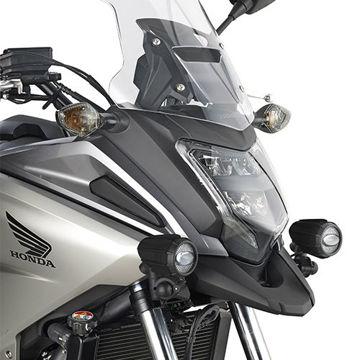 Resim Givi LS1146 Honda NC 750X 16-18 Sis Farı Bağlantısı