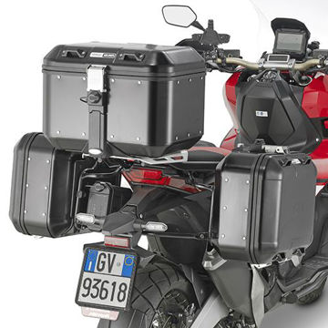 Resim Givi PL1156 Honda X-ADV 750 17-19 Yan Çanta Taşıyıcı