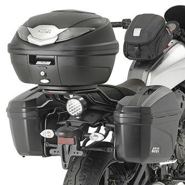 Resim Givi PL2126 Yamaha XSR700 16-18 Yan Çanta Taşıyıcı
