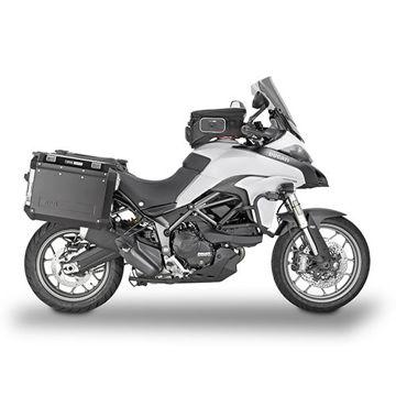 Resim Givi PLR7406CamKit Ducati Multıstrada 950 17-18 Yan Çanta Taşıyıcı Bağlantı Kiti