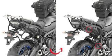 Resim Givi PLXR2139 Yamaha Tracer 900 - Tracer 900 GT 18-19 Yan Çanta Taşıyıcı