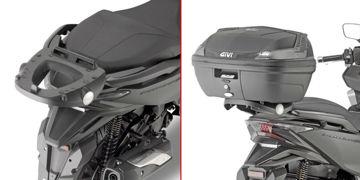 Resim Givi SR1166 Honda Forza 250 18-19 Arka Çanta Taşıyıcı