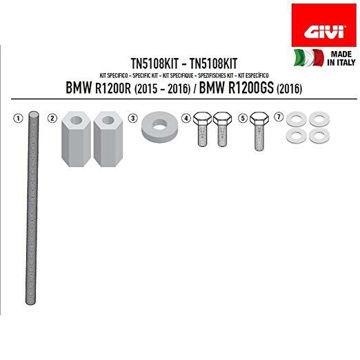 Resim Givi TN5108Kit BMW R 1200GS - R - RS 13-18 Koruma Demiri Bağlantısı