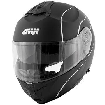 Resim Givi X21 Motosiklet Kaskı Mat Siyah