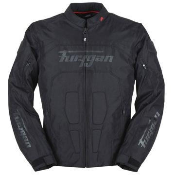 Resim Furygan Carter Mevsimlik Motosiklet Montu Siyah