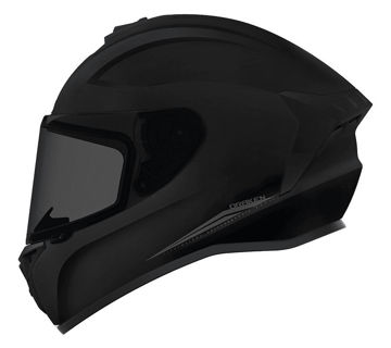 Resim Axxis Kask Draken Motosiklet Kaskı Mat Siyah