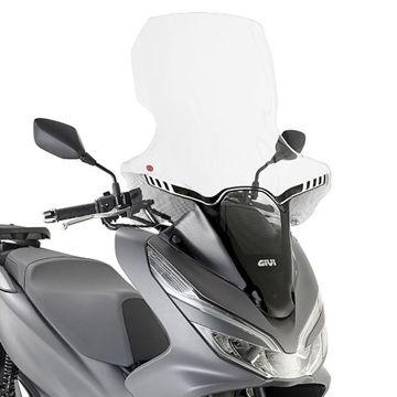 Resim Givi 1163DT Honda PCX 125 18-19 Rüzgar Siperlik Camı