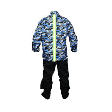 Resim Vexo Sport Command Yağmurluk Mavi