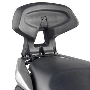 Resim Kappa KTB2123 Yamaha N-Max 125-155 15-19 Sissybar Sırt Dayaması