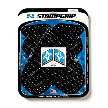 Resim Stompgrip Suzuki GSX-R1000 09-16 Siyah Kaydırmaz Depo Pedi