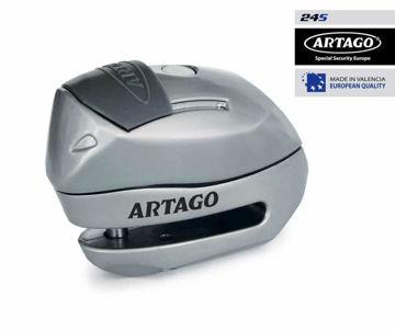 Resim Artago 24S Alarmlı Motosiklet Disk Kilidi
