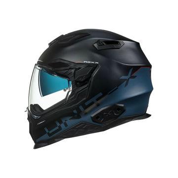 Resim NEXX X.WST 2 Unit-X Motosiklet Kaskı Mat Siyah