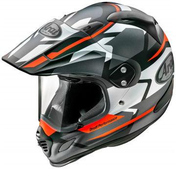 Resim Arai Tour-X4 Depart Kapalı Motosiklet Kaskı Gri