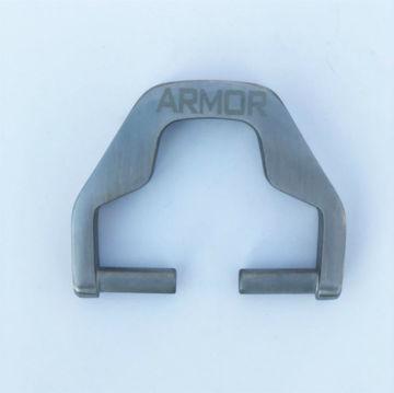 Resim Armor 610 MVA İçin Paslanmaz Çelik Adaptör