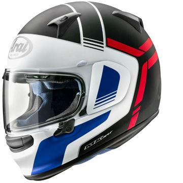 Resim Arai Profile-V Tube Kapalı Motosiklet Kaskı Kırmızı