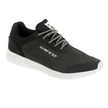 Resim Dainese Afterace Spor Ayakkabı Siyah Gri Beyaz