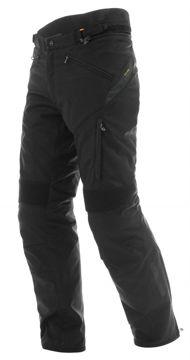 Resim Dainese P.Tomsk D-Dry Kadın Motosiklet Pantolonu Siyah