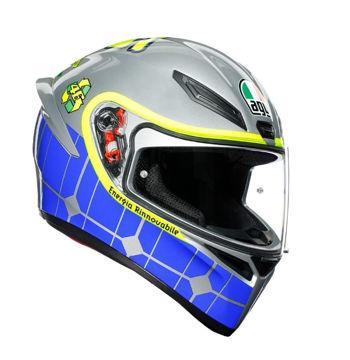 Resim AGV K1 Top Rossi Mugello Kapalı Motosiklet Kaskı