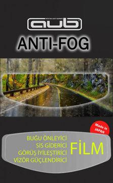 Resim Anti Fog Şeffaf Buğu Önleyici Yapıştırma